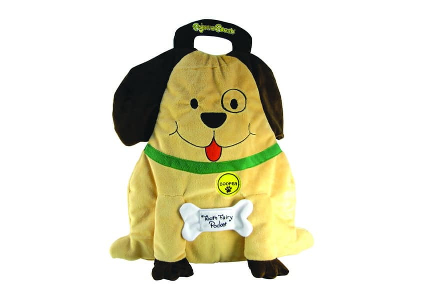 Pajama Pouch dog plush