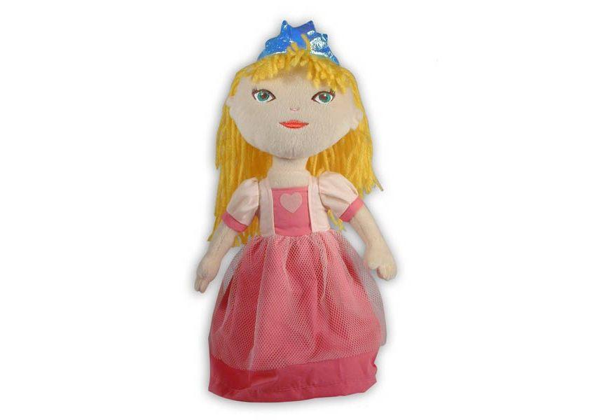 Princess Lila plush doll