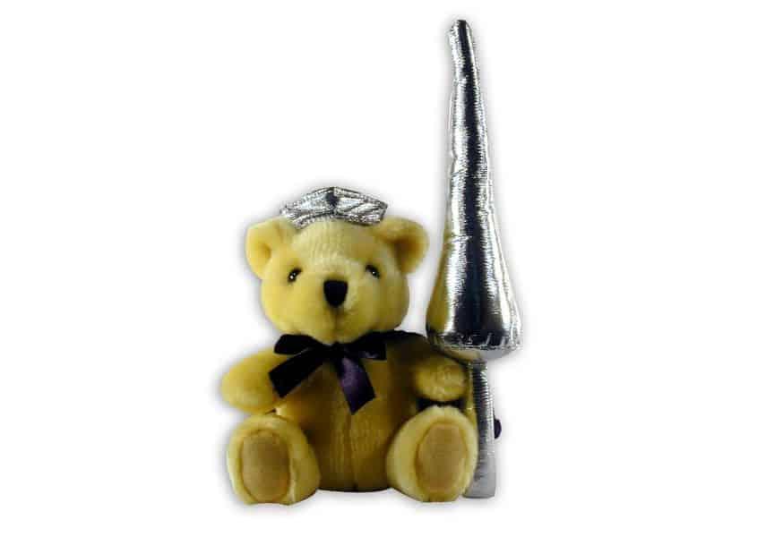 Sir Lance teddy bear plush