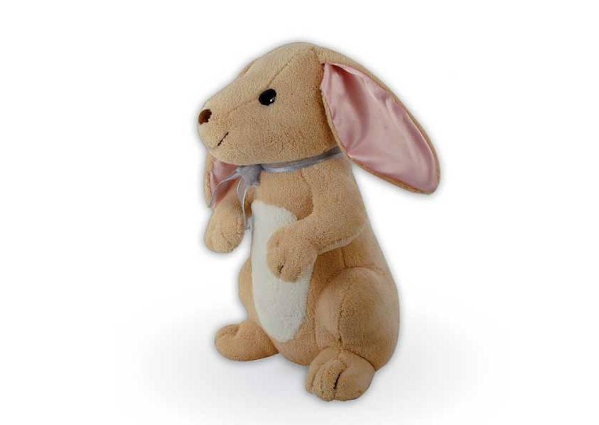Velveteen rabbit plush