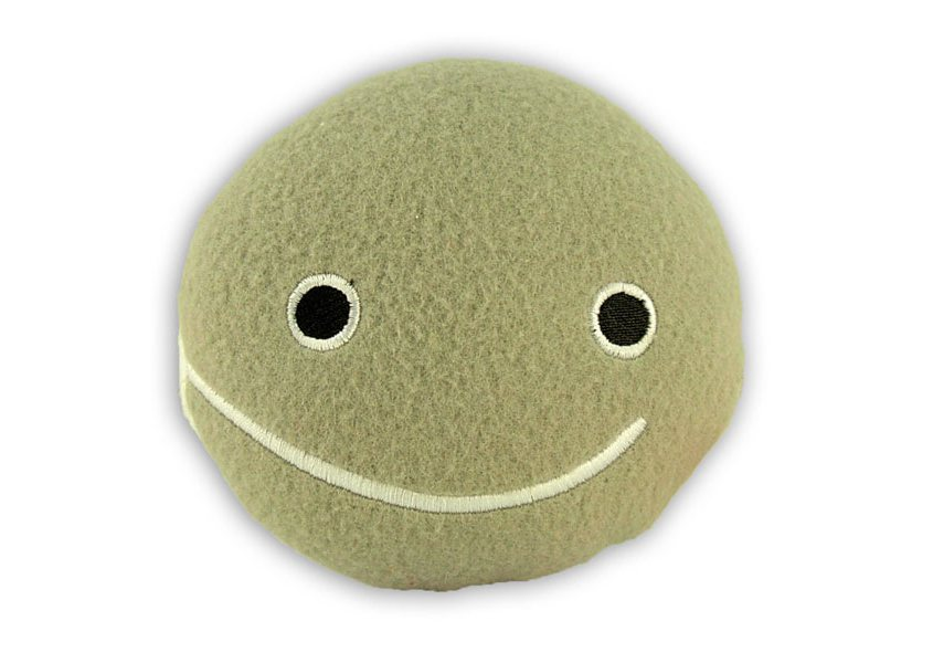 Green Particle zoo plush