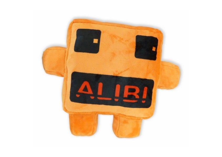 alibi alibot robot plush
